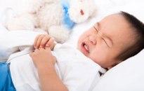 child with gastroenteritis